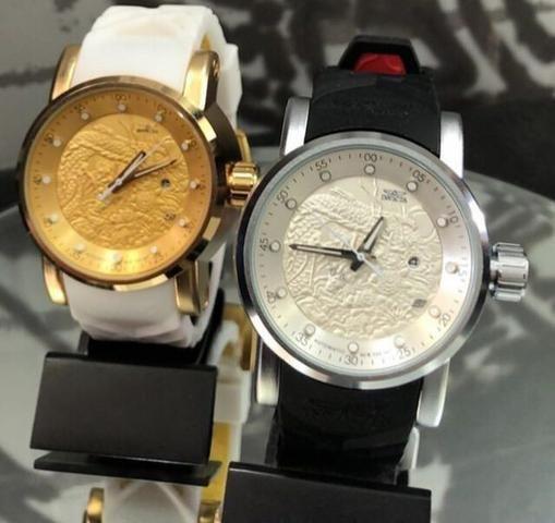 c2179378720 Relógio Invicta Yakuza S1 Diversas Cores - Bijouterias