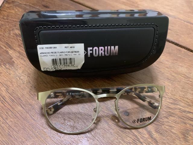 ebfdb180c Armação para óculos de grau Forum - NOVO! - Bijouterias, relógios e ...
