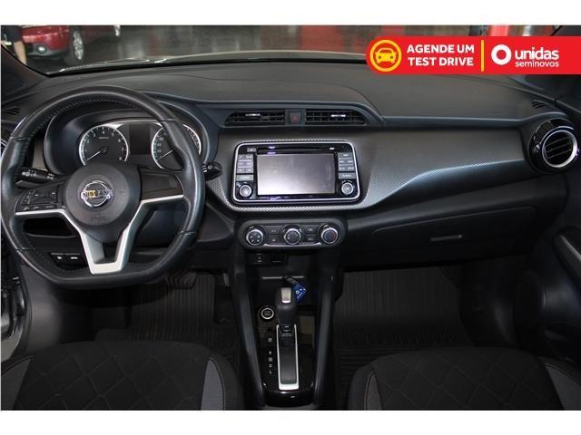 Nissan Kicks 1.6 16v flex sv 4p xtronic - Foto 7