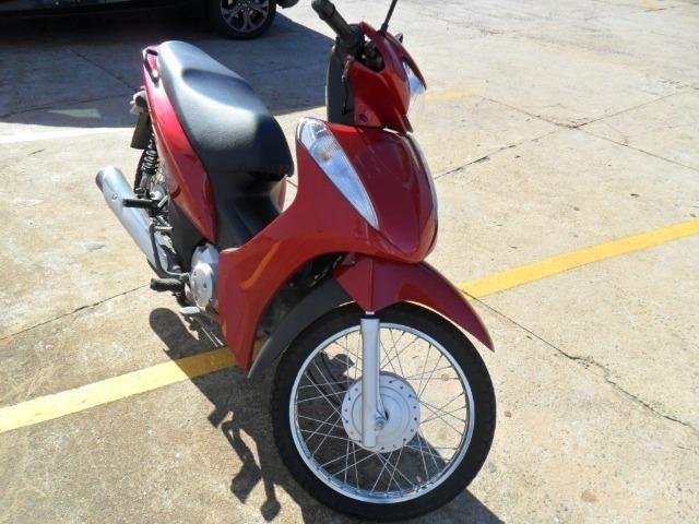 Honda BIZ 125 ES - 2013 Vermelha (Partida elétrica) - Foto 3