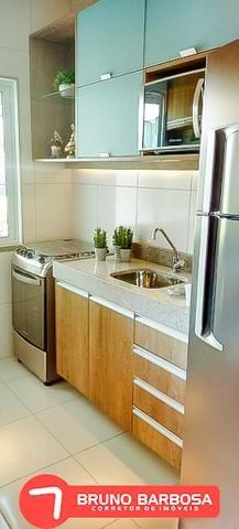 2 e 3 quartos com ótima localização e pagamento parcelado - Foto 5