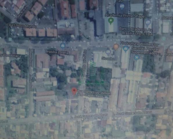 Terreno à venda, 624 m² por R$ 920.000 - Capão Raso - Curitiba/PR - Foto 6