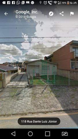 Terreno à venda, 624 m² por R$ 920.000 - Capão Raso - Curitiba/PR - Foto 2