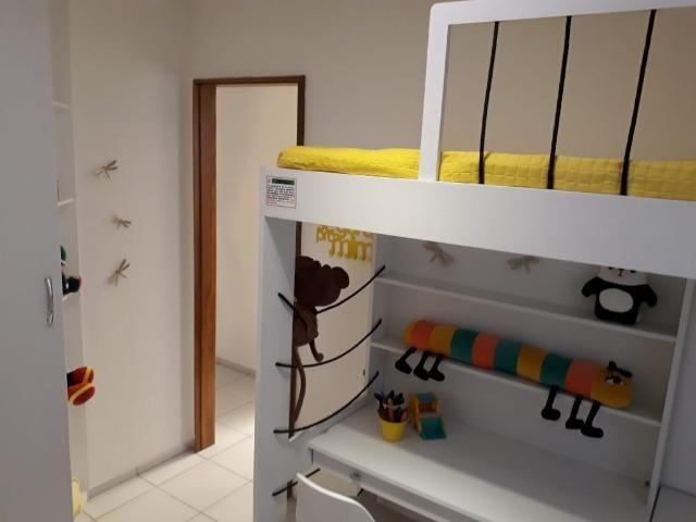 Apartamento com 2 quartas, varanda, elevador no centro de Paulista - Foto 3