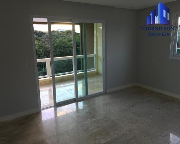 Casa à venda alphaville salvador ii, nova, r$ 2.190.000,00, piscina, espaço gourmet, área  - Foto 18