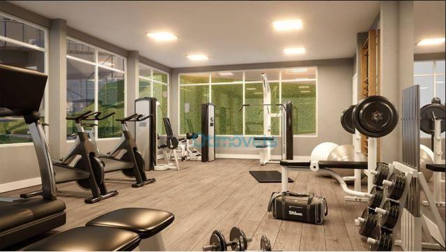 Apartamento com 3 dormitórios à venda, 108 m² por r$ 741.712 - ecoville - curitiba/pr - Foto 12