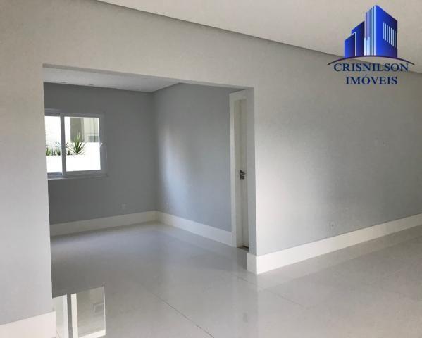 Casa à venda alphaville salvador ii, nova, r$ 2.190.000,00, piscina, espaço gourmet, área  - Foto 14