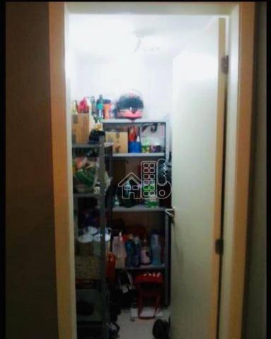 Lindo 3 quartos no Ingá, pertinho da UFF e do MAC!!! - Foto 11