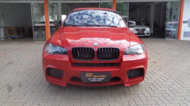 BMW X6 2009/2010 4.4 M 4X4 COUPÉ V8 32V BI-TURBO GASOLINA 4P AUTOMÁTICO