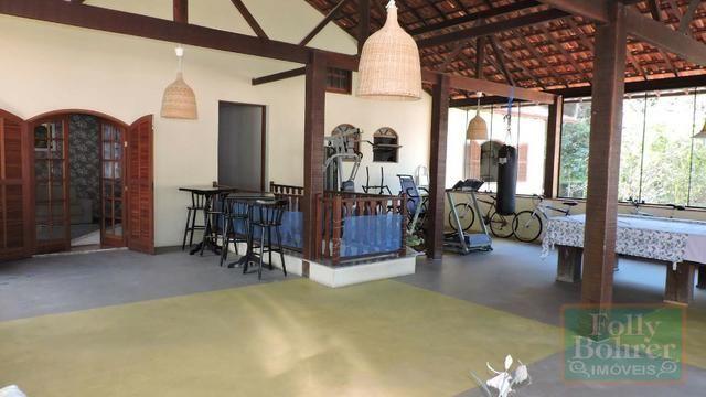 Casa no Cônego, 3 suítes, piscina, casa de caseiro, 7 mil metros de terreno - Foto 2