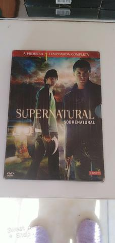 DVDs sobrenatural - Foto 4