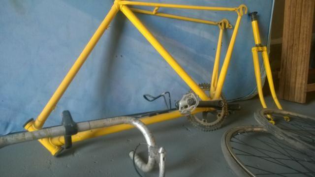 Bicicleta Caloi 10 Antiga - Aceito trocas