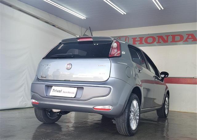 FIAT PUNTO 2012/2013 1.6 ESSENCE 16V FLEX 4P MANUAL - Foto 3