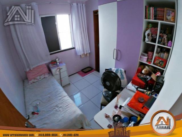 Vende-se apartamento com 3 quartos no Bairro Benfica - Foto 5