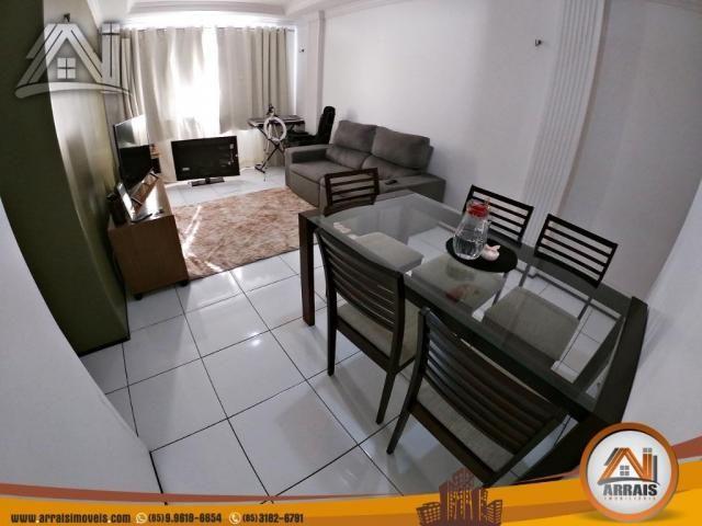 Vende-se apartamento com 3 quartos no Bairro Benfica - Foto 2