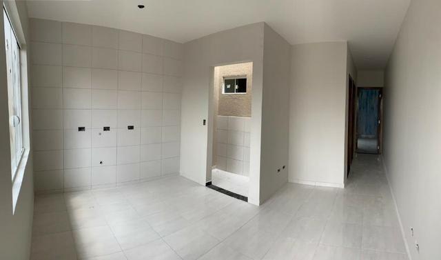 Casa 2 quartos nova para financiar Campo do Santana - Foto 6