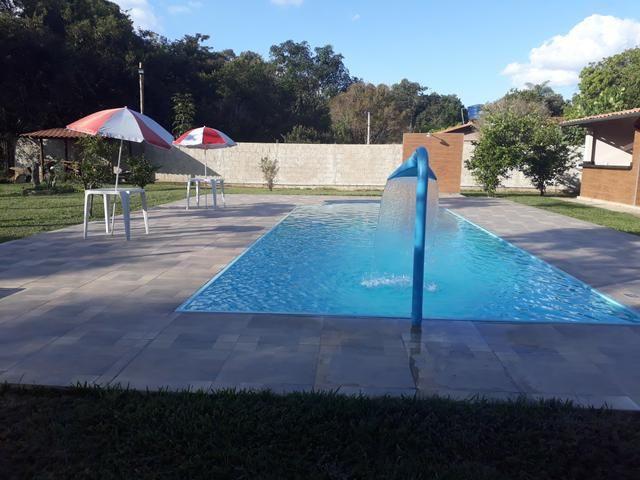 Aluga se lindo sítio só 900 reais o final de semana - Foto 11