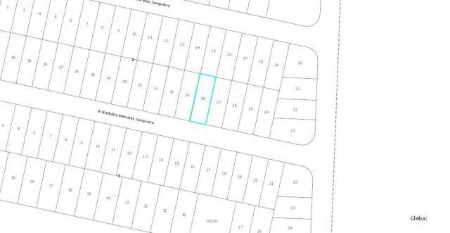 Terreno à venda, 300 m² por R$ 110.000 - Residencial Junqueira - Goiânia/GO - Foto 4