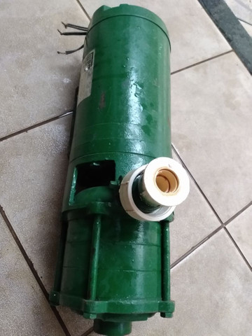 Bomba de água 3 estágio para irrigação - Foto 4