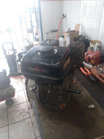 Vendo motor TOYAMA 5.5 - Foto 2