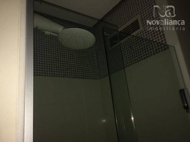 Apartamento com 3 quartos para alugar, 85 m² por R$ 1.500/mês - Itapuã - Vila Velha/ES - Foto 16