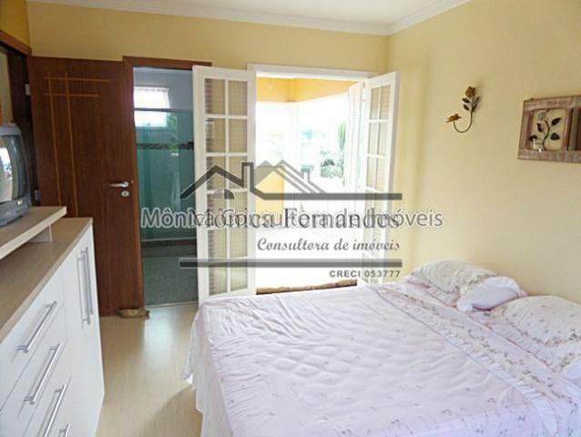 Duplex, 1/2 Porteira Fechada, Frente Lagoa, 3 Suítes Com Vista Para Lagoa-Maricá/RJ - Foto 10
