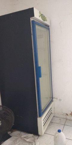 Freezer Vertical Porta de Vidro  - Foto 4