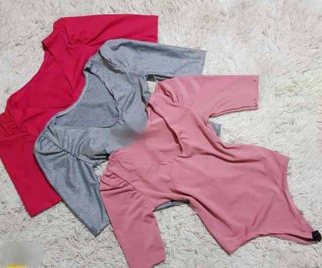 Body (varejo) com diversas cores e modelos