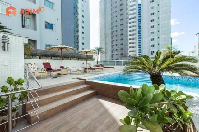 Apartamento alto padrão à venda, 03 suítes, 02 vagas de garagem, lazer completo - Centro d - Foto 20