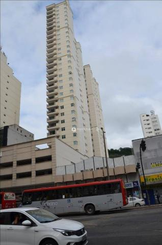 Apartamento com 1 quarto para alugar, 55 m² por R$ 1.100/mês - Centro - Juiz de Fora/MG - Foto 17