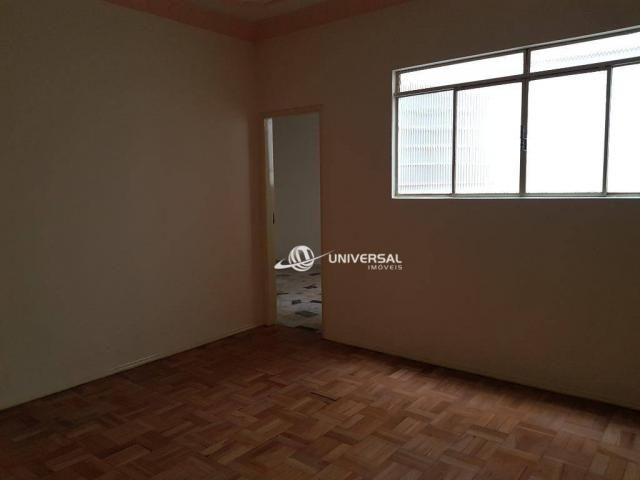 Apartamento com 3 quartos para alugar, 138 m² por R$ 1.800/mês - Centro - Juiz de Fora/MG - Foto 5