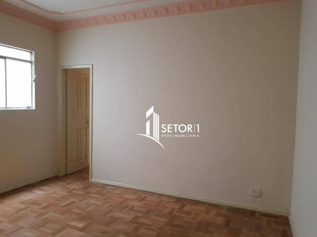 Apartamento com 3 quartos para alugar, 138 m² por R$ 1.800/mês - Centro - Juiz de Fora/MG