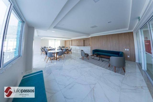 Apartamento com 2 dormitórios à venda, 73 m² por R$ 646.416,14 - Jardins - Aracaju/SE - Foto 18