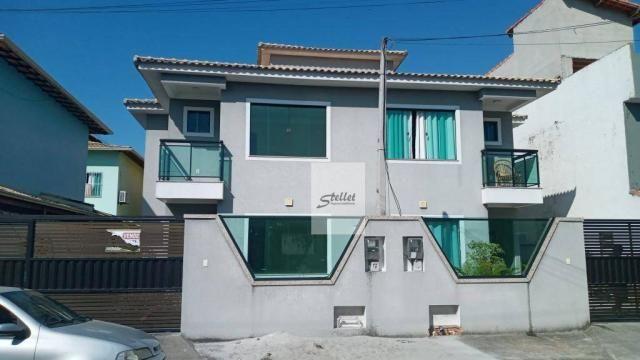 Casa com 3 dormitórios à venda, 100 m² por R$ 400.000 - Extensão do Bosque - Rio das Ostra