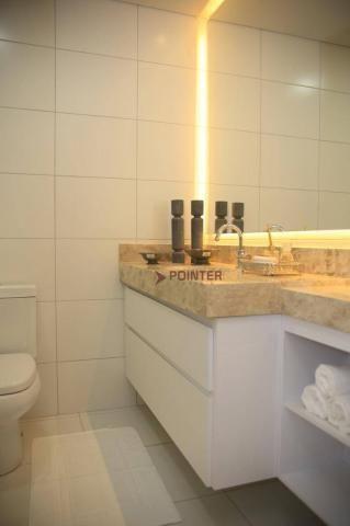 Apartamento com 3 quartos à venda, 93 m² por R$ 397.358 - Jardim Atlântico - Foto 6