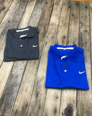 2 Camisas Polo R$ 56,00 no dinheiro  - Foto 5