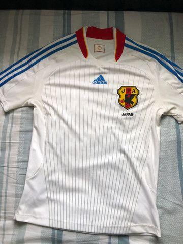 Camisa Seleção Japão (promoçoes no chat)