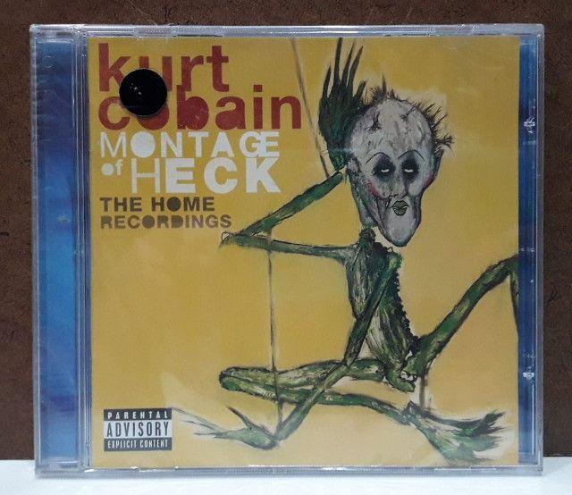 CD Kurt Cobain - Montage Of Heck