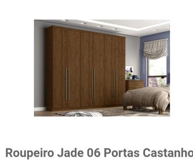 Guarda Roupa cover 6 porta s 829,00 - Foto 2