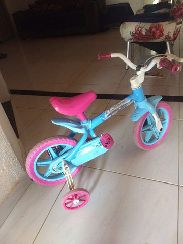 Bicicletinha infantil - Foto 2
