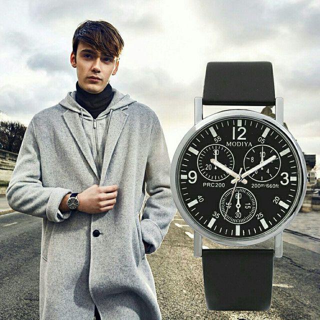 Relógio Masculino Analógico Casual [NOVO] - Foto 5