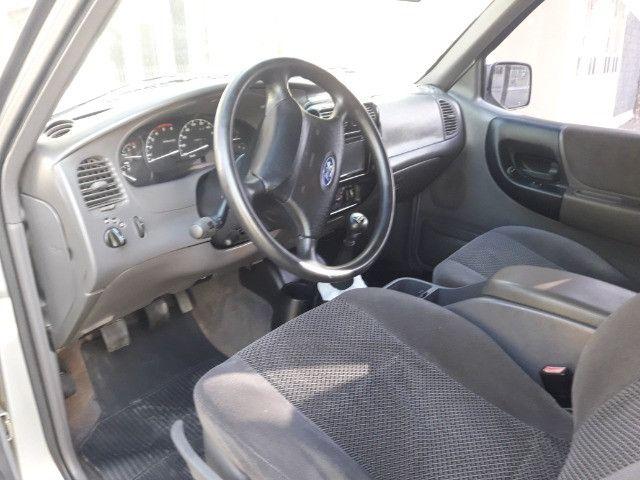 Vendo ranger 2005 TB diesel 4x4 CD - Foto 6
