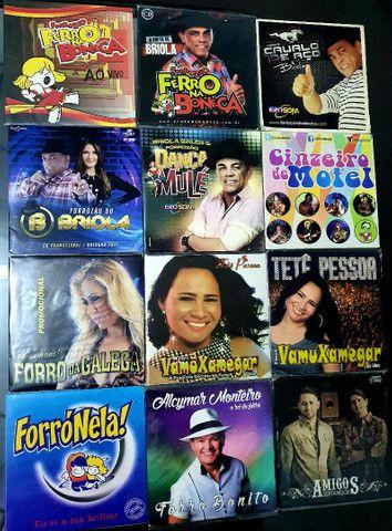 CDS DE FORRO DIVERSOS  - Foto 5