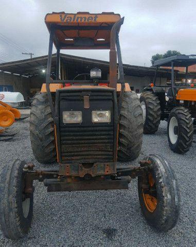 Trator Valmet 785 ano 2000 4x2 - Foto 4