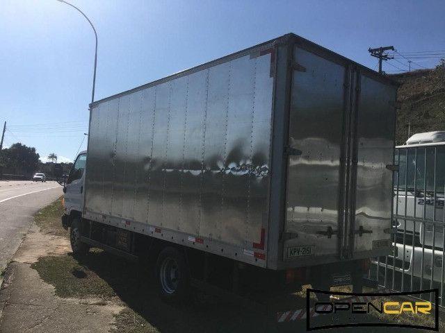 HD78 3.0 Diesel Baú caminhão super novo - Foto 4