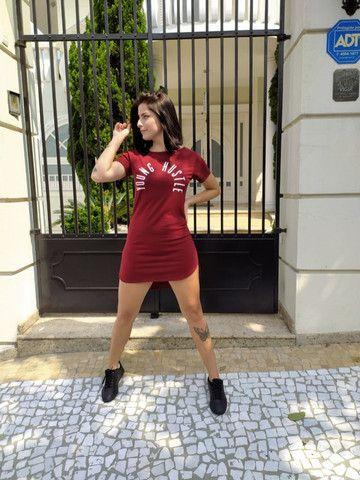 Vestido oversized - Foto 2