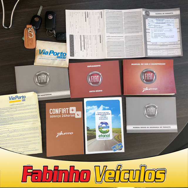 Fiat Punto 2010 - Foto 8