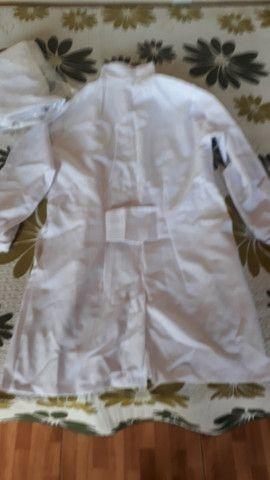 Jaleco branco Feminino - Foto 3