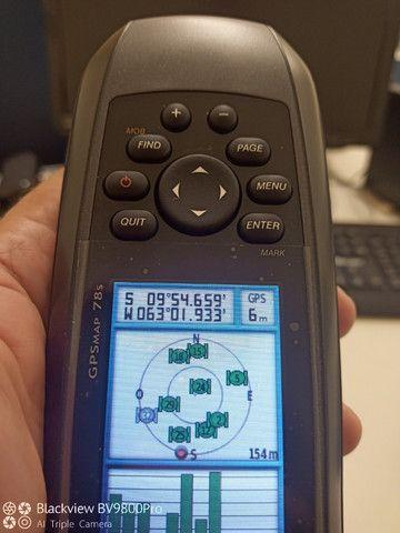 GPS Garmin 78s - Foto 4