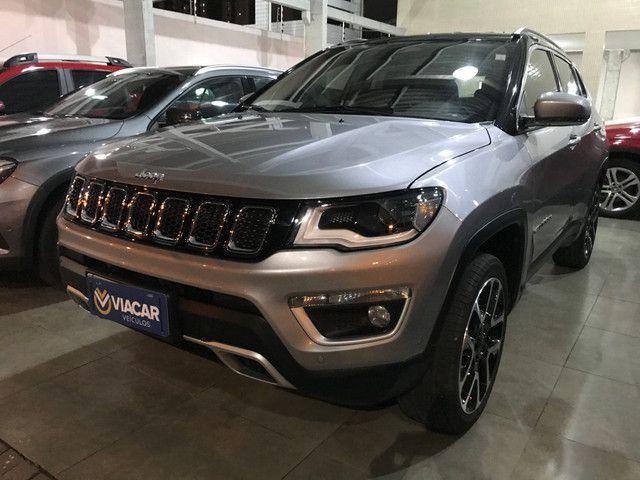Jeep Compass LIMITED 2019 4x4 Diesel - Foto 3